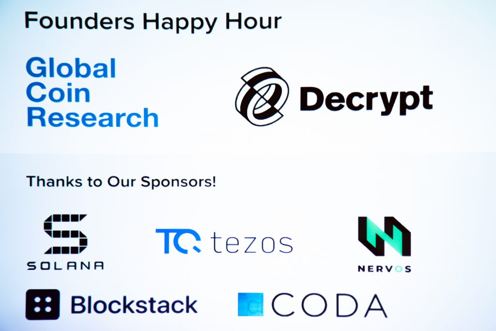 Devcon Happy Hour Gallery - Global Coin Research, Cryptocurrency Asia