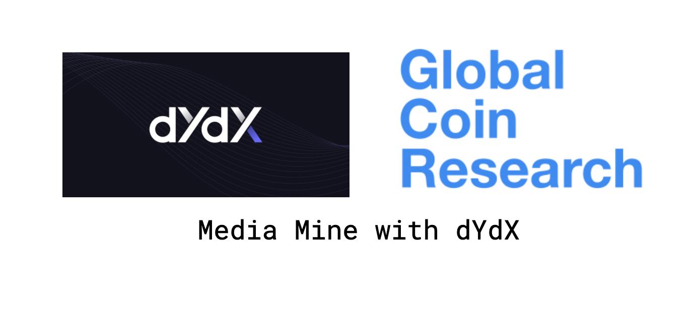 dydx media mine