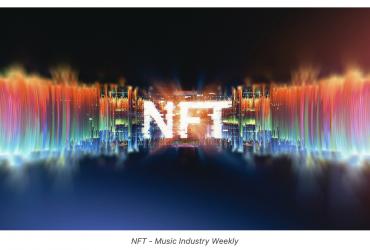 nft music industry gcr